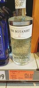 Gin The Botanist 0,7l i gin Caorunn 0,7l za 103zł. Kaufland
