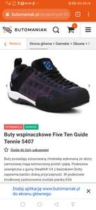 Buty five ten guide tennie 5407
