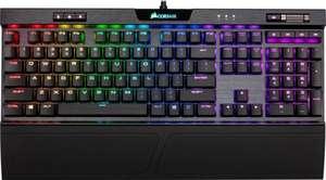 Klawiatura Corsair K70 MK2 MX SPEED RGB niski profil