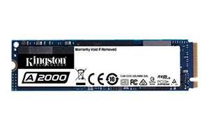 Dysk SSD NvMe M.2 Kingston A2000 1TB