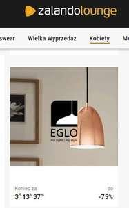 EGLO, oświetlenie, wentylatory do -75%