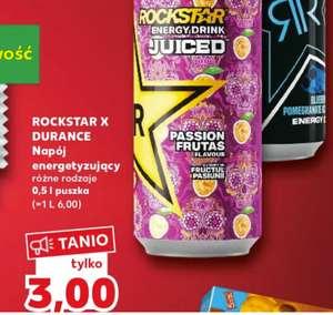 Rockstar x Durance Napój energetyzujący 0,5l puszka