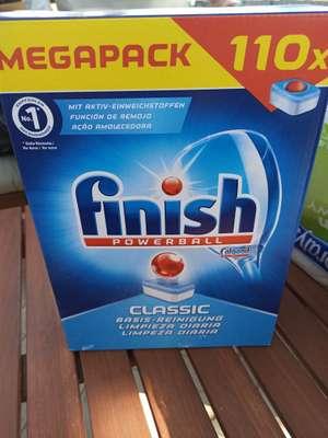 Tabletki do zmywarki Finish Powerball Classic