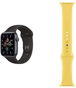 Apple Watch SE (44mm) plus pasek gratis. Dostępny też 40mm