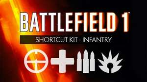 Battlefield 1 Shortcut Kit: Infantry Bundle [DLC] za darmo do 9 września @ Steam