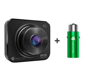 "Wideorejestrator Navitel R3 night vision Full HD/2""/140 + Adapter UC323"