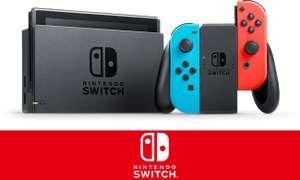 Konsola Nintento Switch Joy Con czerwono-niebieski (czary kolor też na promocji)