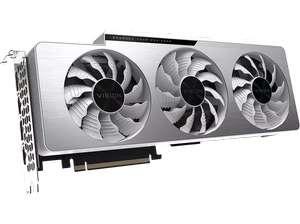 [DE] Karta graficzna GIGABYTE GeForce RTX 3070 Ti Vision OC 8G €909