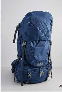 Jack Wolfskin Plecak trekkingowy - granatowy