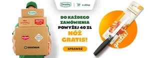 Nóż Fiskars gratis promocja E-sklep Develey