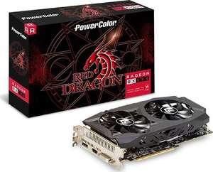 Karta graficzna Power Color Radeon RX 580 Red Dragon 8GB