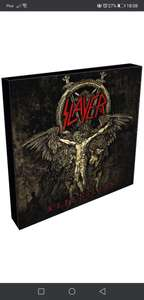 Slayer repentless 6x7'' winyl vinyl