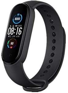 Amazon.PL   Xiaomi Mi band 5 Unisex Fitness Tracker, Jeden Rozmiar, Czarny