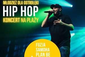 Darmowy koncert O.S.T.R i KęKę w Ostrołęce