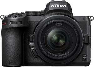 Aparat Bezlusterkowy Nikon Z5 + 24-50 Pełna klatka
