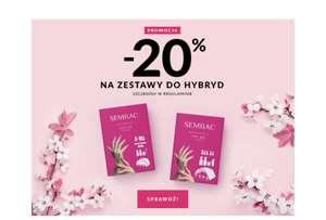 -20% na zestawy do hybryd