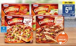 Pizza Guseppe różne rodzaje przy zakupie 2 szt @polomarket