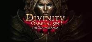 Divinity: Original Sin - The Source Saga (zawiera Divinity:OS EE + Divinity: OS2 DE) za 74,69 zł na GOG.com