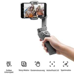 W idealnym stanie z Amazon.de Warehouse - DJI Osmo Mobile 3 Combo Kit 63,10 €