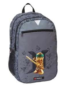 LEGO NINJAGO, Extended Backpack, plecak szkolny z poszerzeniem