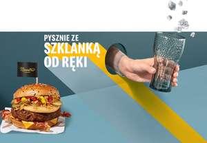 Szklanki Coca-Cola gratis w McDonald's