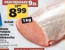 Netto schab wieprzowy 1kg