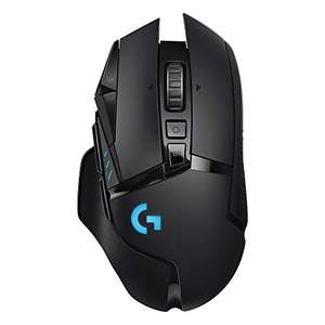 Mysz Logitech G502 LIGHTSPEED 60,20 EUR @Amazon.de [Używane w BDB Stanie]