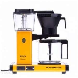 Moccamaster KBG 751 - ekspres przelewowy do kawy (żółty) amazon warehouse deal