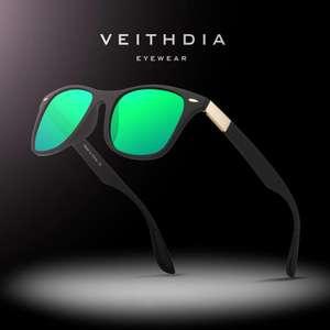 Kupon 1/9$ i dobre oferty na okulary z polaryzacją Veithdia - AliExpress