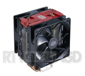 Chłodzenie CPU Cooler Master Hyper 212 LED Turbo Red Cover