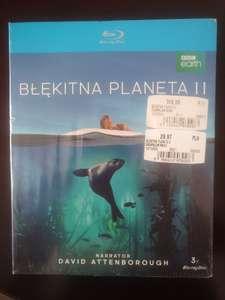 Błękitna Planeta Blu Ray Media Markt M1 Poznan