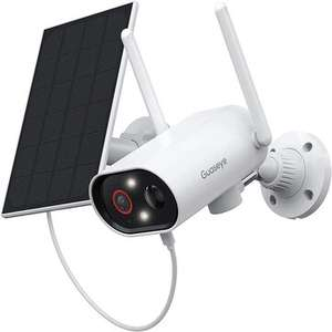 Zewnętrzna kamera WIFII Guaseye 2K/3MP267,18 PLN/ 69,99 USD z VAT wysylka CN