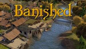 Banished w promocji na Steam