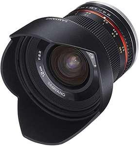 Obiektyw Samyang 12mm F2 Fuji X 226,36 €