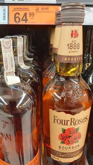 Four Roses bourbon whiskey 0,7 l - Biedronka
