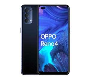 Smartfon Oppo Reno 4 8/128GB Czarny Qualcomm Snapdragon 720G