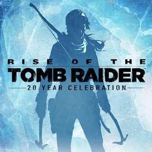 Rise of the Tomb Raider: 20 Year Celebration za 20,16 zł z Tureckiego PS Store @ PS4
