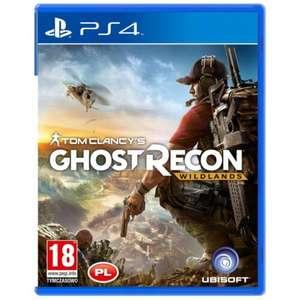 Tom Clancys Ghost Recon: Wildlands PS4 / PS5 w Media Expert (już tylko lokalnie)