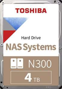 Dysk serwerowy Toshiba N300 4 TB 3.5'' SATA III (6 Gb/s) (HDWQ140UZSVA) @Morele