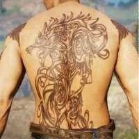 Zestaw tatuaży Błogosławieństwo Odyna do gry Assassin's Creed Valhalla za darmo w Ubisoft Connect