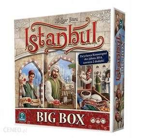 Istanbul Big Box gra planszowa