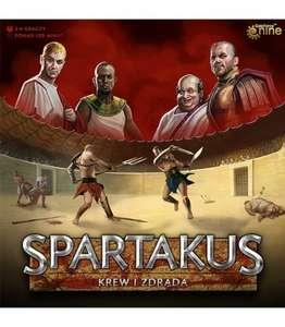 Gra planszowa - Spartakus: Krew i zdrada (BGG 7.5) (nowa edycja) @Mepel