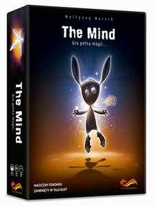 gra planszowa karcianka FoxGames The Mind BGG 6.9