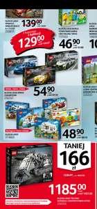 Lego zestaw Koparka liebherr 42100 SELGROS