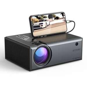 Projektor Blitzwolf® BW-VP1-Pro LCD Projector 2800 Lumenów 1080p