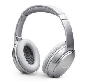 Słuchawki bezprzewodowe z ANC Bose QuietComfort 35 II (srebrne) @Komputronik