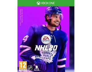 Gra Xbox One NHL 20