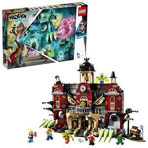 Lego 70425 Hidden Side Nawiedzone Liceum W Newbury