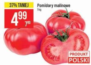 Pomidory malinowe kg @Polomarket