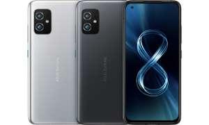 Smartfon ASUS ZenFone 8 8/128GB Black / Silver + X-care za darmo